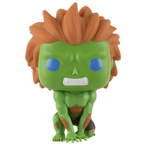 Blanka: Funko POP! Games x Street Fighter Vinyl Figure [#140 / 11657]