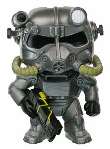 Power Armor: Funko POP! Games x Fallout Vinyl Figure [#049 / 05851]