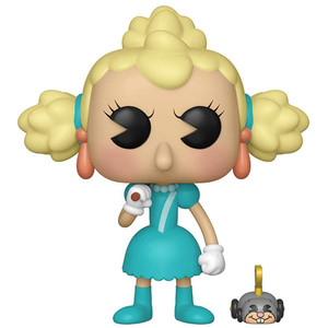 Sally Stageplay: Funko POP! Games x Cuphead Figure [#414 / 34474]