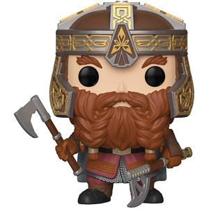 Gimli: Funko POP! Movies x Lord of the Rings Vinyl Figure [#629 / 33248]