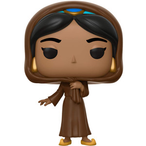 Jasmine: Funko POP! Disney x Aladdin Vinyl Figure [#477 / 35754]