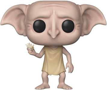 Dobby: Funko POP! x Harry Potter Vinyl Figure [#075 / 35512]