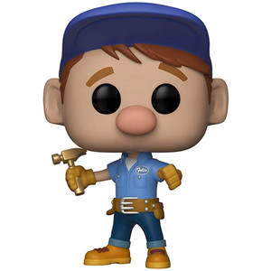 Fix-It Felix: Funko POP! Disney x Ralph Breaks the Internet Vinyl Figure [#011 / 33416]