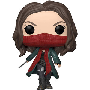 Hester Shaw: Funko POP! Movies x Mortal Engines Vinyl Figure [#679 / 34672]