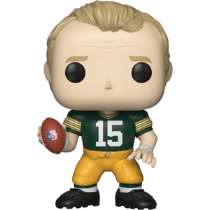 Bart Starr [Green Bay Packers]: Funko POP! Football x NFL Vinyl Figure [#116 / 33309]