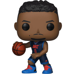 Russell Westbrook [Thunder]: Funko POP! Sports x NBA Vinyl Figure [#040 / 34452]