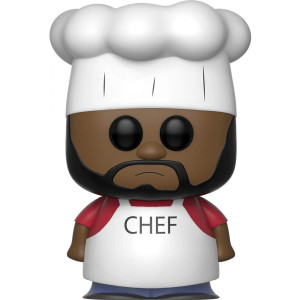 Chef: Funko POP! x South Park Vinyl Figure [#015 / 32859]