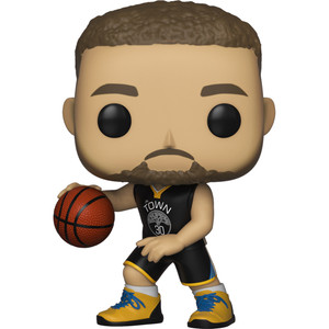 Stephen Curry [Warriors]: Funko POP! Sports x NBA Vinyl Figure [#043 / 34449]