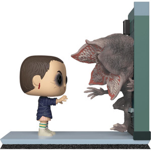 Eleven & Demogorgon: Funko POP! TV Moment x Stranger Things Vinyl Figure [#727 / 35033]