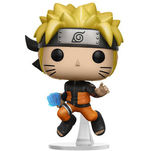 Naruto (Rasengan): Funko POP! Animation x Naruto Shippuden Vinyl Figure [#181 / 12997]