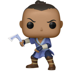 Sokka: Funko POP! Animation x Avatar - The Last Airbender Vinyl Figure [#536 / 36465]
