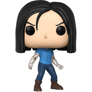 Alita [Doll Body]: Funko POP! Movies x Alita: Battle Angel Vinyl Figure [#562 / 30321]