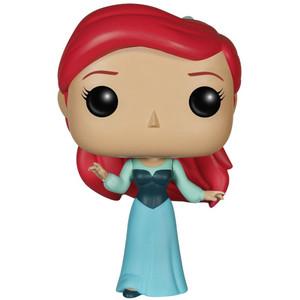 Ariel [Blue Dress]: Funko POP! Disney x The Little Mermaid Vinyl Figure [#146 / 05134]