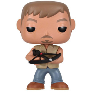 Daryl Dixon: Funko POP! TV x Walking Dead Vinyl Figure [#014 / 02954]