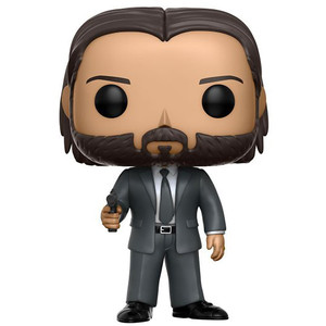 John Wick: Funko POP! x John Wick Chapter 2 Vinyl Figure