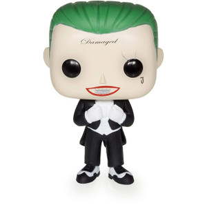 The Joker (Hot Topic Exclusive): Funko POP! Heroes x Suicide Squad Vinyl Figure [#109 / 08662]