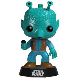 Greedo: Funko POP! x Star Wars Vinyl Figure [#007 / 06044]