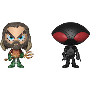 Aquaman & Black Manta: Funko Vynl. x Aquaman Vinyl Figure Set [32109]