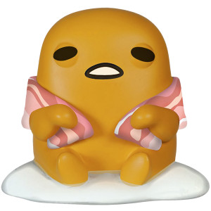Gudetama w/ Bacon: Funko POP! Sanrio x Gudetama the Lazy Egg Vinyl Figure [#009 / 06816]