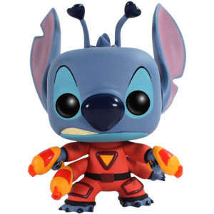 Stitch 626: Funko POP! Disney x Lilo & Stitch Vinyl Figure [#125 / 04671]