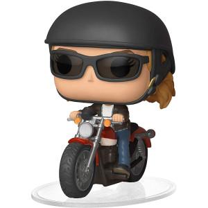 Carol Danvers on Motorcycle: POP! Rides x Captain Marvel Vinyl Figure [#057 / 36418]