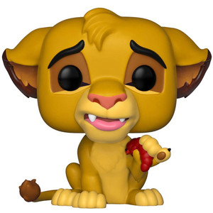 Simba: Funko POP! Disney x Lion King Vinyl Figure [#496 / 36395]