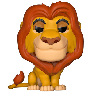 Mufasa: Funko POP! Disney x Lion King Vinyl Figure [#495 / 36391]