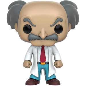 Dr. Wily: Funko POP! Games x Mega Man Vinyl Figure [#105 / 10349]