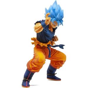 "Super Saiyan God Super Saiyan Son Goku: ~7.5"" DragonBall Super x Bandai Spirits Masterlise Statue Figurine (35707)"