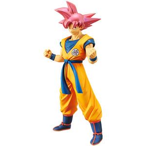 "Super Saiyan God Son Goku: ~8.7"" Banpresto DragonBall Super - Broly ~Cyokoku Buyuden~ Statue Figurine (39032)"