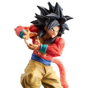 "Super Saiyan 4 Son Goku: ~7.5"" DragonBall GT ~This is the End! 10x Kamehameha!!!~ Statue Figurine (38843)"