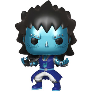 Gajeel [Dragon Force] (2019 Spring Con Exclusive): Funko POP! Animation x Fairy Tail Vinyl Figure [#481 / 36979]