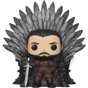 Jon Snow: Funko Deluxe POP! x Game of Thrones Vinyl Figure [#072 / 37791]