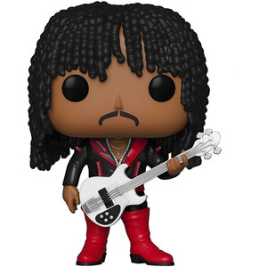 Rick James: Funko POP! Rocks x SuperFreak Vinyl Figure [#100 / 36442]