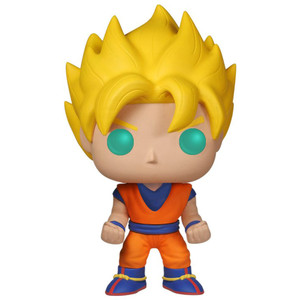 Super Saiyan Goku: Funko POP! Animation x DragonBall Z Vinyl Figure [#014 / 03807]
