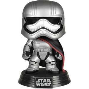 Captain Phasma: Funko POP! x Star Wars Vinyl Figure [#065 / 06226]