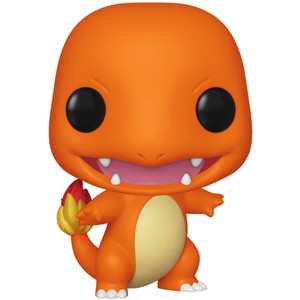 Charmander: Funko POP! Games x Pokémon Vinyl Figure [#455 / 37603]