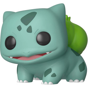 Bulbasaur: Funko POP! Games x Pokémon Vinyl Figure [#453 / 36237]