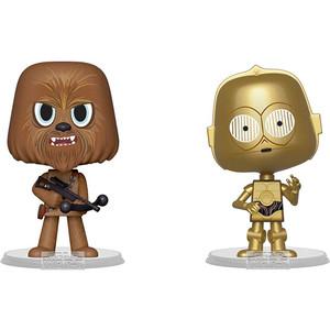 Chewbacca + C-3PO: Funko Vynl. x Star Wars Vinyl Figure Set [31618]
