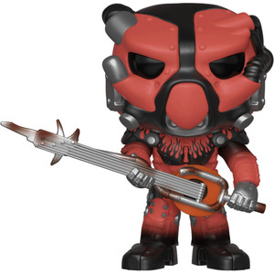X-01 Power Armor (GameStop Exclusive): Funko POP! Games x Fallout 76 Vinyl Figure [#480 / 39036]
