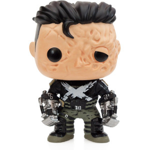 Crossbones (B&N Exclusive): Funko POP! Marvel x Captain America - Civil War Vinyl Figure [#139 / 07797]
