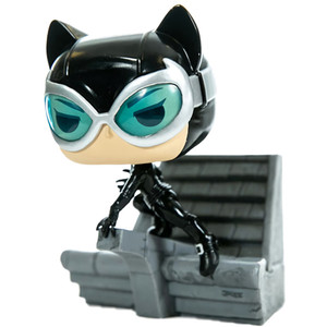 Catwoman (GameStop Exclusive Deluxe DC Collection by Jim Lee): Funko POP! Heroes x Batman Vinyl Figure [#269 / 36310]