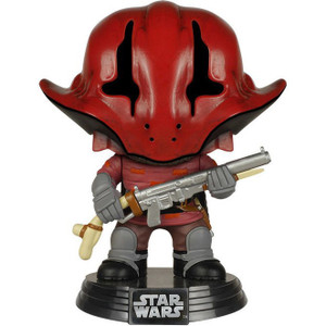Sidon Ithano: Funko POP! x Star Wars Vinyl Figure [#083 / 06582]