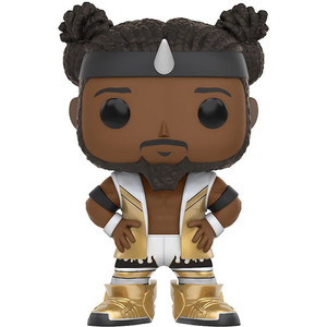 Kofi Kingston: Funko POP! WWE x WWE Vinyl Figure [#031 / 12360]