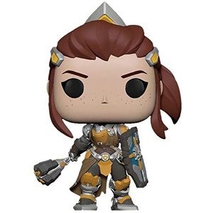 Brigitte: Funko POP! Games x Overwatch Vinyl Figure [37429]