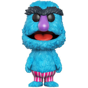 Herry Monster (Specialty Series): Funko  x Sesame Street Vinyl Figure