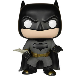Batman: Funko POP! Heroes x Batman v Superman - 'Dawn of Justice' Vinyl Figure [#084 / 06025]