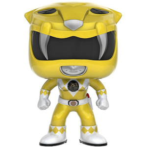 Yellow Ranger: Funko POP! TV x Power Rangers Vinyl Figure [#362 / 10310]