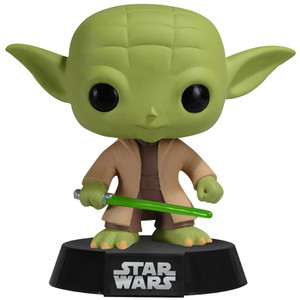 Yoda: Funko POP! x Star Wars Vinyl Figure [#002 / 02322]
