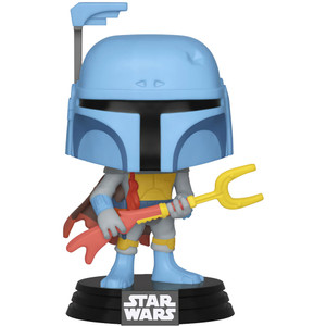 Boba Fett (Funko Insider Club Exclusive): Funko POP! x Star Wars Vinyl Figure [#305 / 40858]